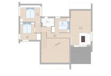 Planskisse 2 etasje STAV 110