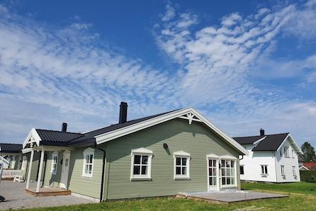 Drømmer du om ny bolig? Nå har dere muligheten til å flytte rett inn. Ta kontakt for visning.