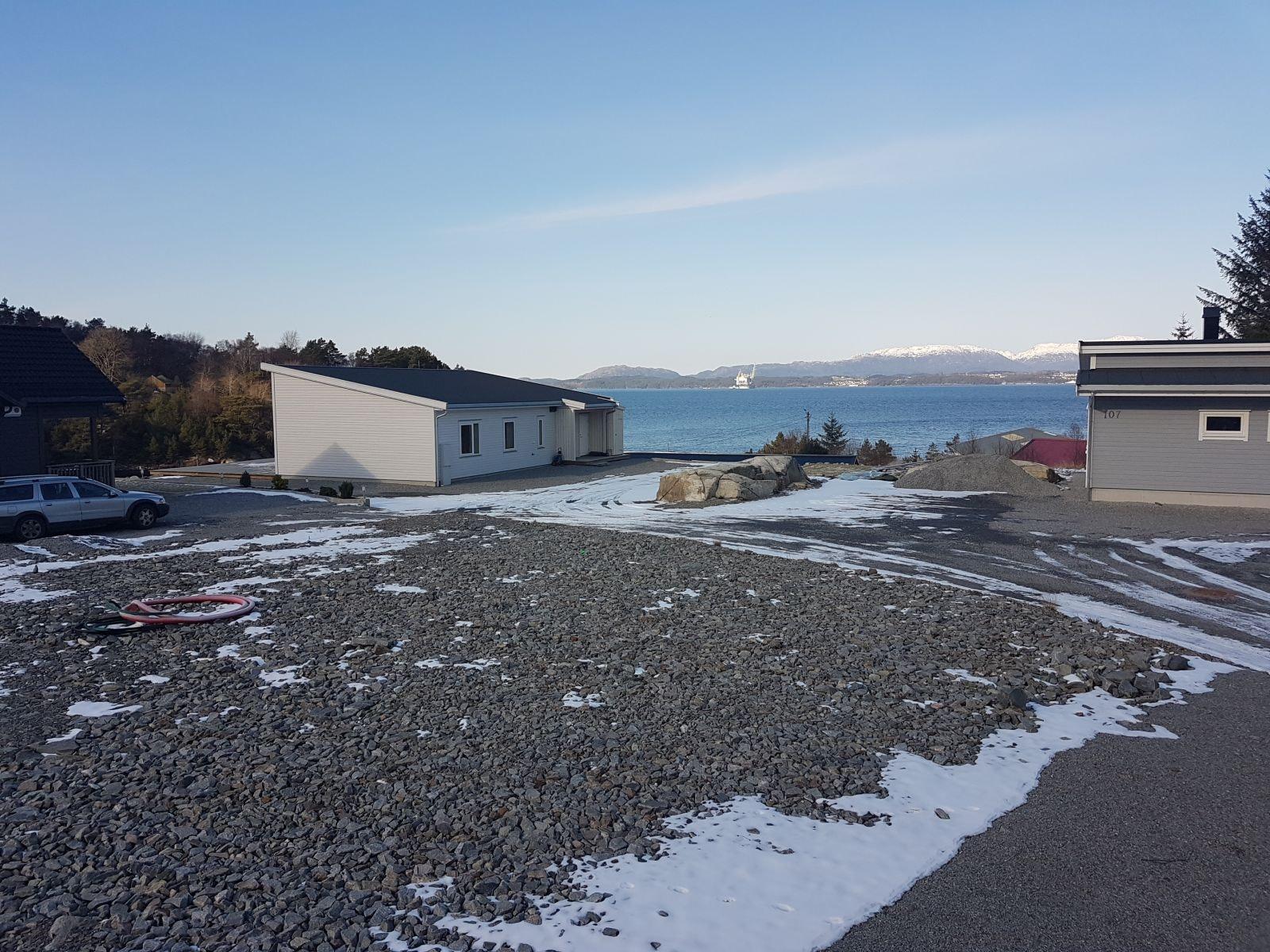 Flott utsiktstomt i Valevåg-Sveio!