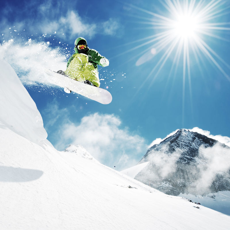 Snowboardere dating