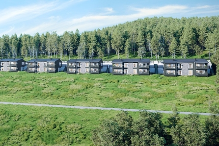 Hodlekve Panorama - fritidsleilegheiter midt i Hodlekve! Med fokus på høg trivselsfaktor og minimalt vedlikehald.