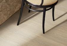 Standard gulv er Pergo laminat Chalked Nordic Oak. Du står fritt til å velje andre typar frå vår tilvalgsbrosjyre.