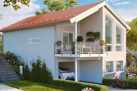Enebolig på Stortua, sentralt i Kristiansund. Mulighet for 100% finansiering.