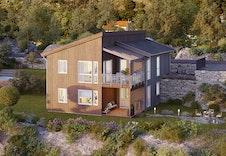 Vårt forslag for hus - men her har du mykje å velge mellom!