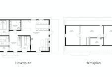 Planløsning - RO 2 med hems