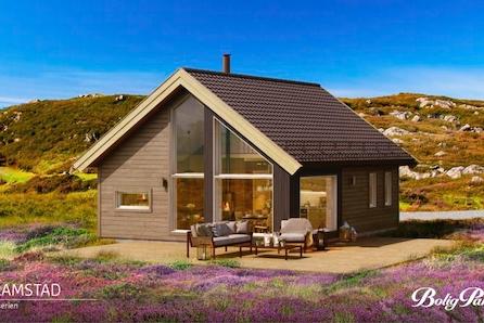 Lysøya hyttefelt - Skramstad, ditt eget fritidsparadis ved havet!