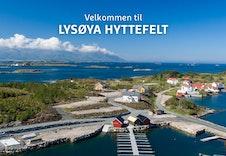 Velkommen til Lysøya Hyttefelt