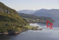 Tomt med nærhet til både sjø og Trollheimen fjellområde