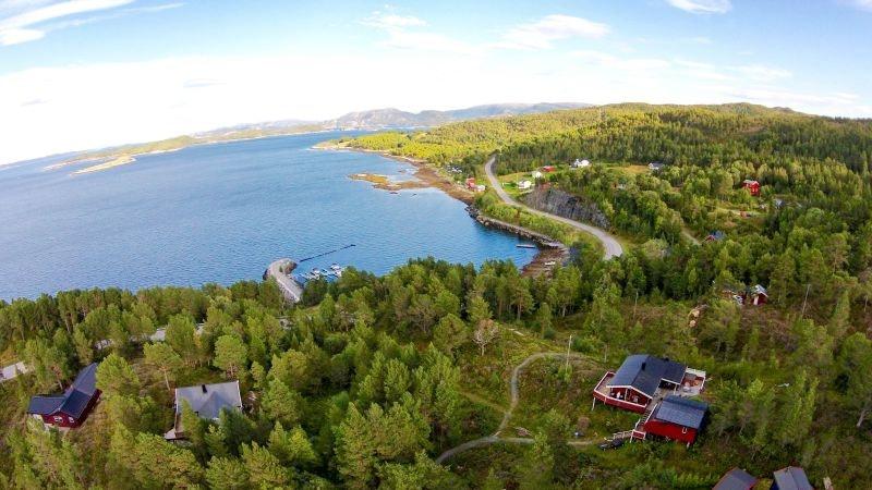 Taftøysundet Hyttefelt - Flotte utsiktstomter med fritidsboliger!