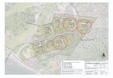 Situasjonsplan spm viser hvor Padova kan plasseres