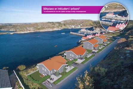 Valen Boligfelt - Frøya. Boliger med panorama utsikt mot Mausen, Bogøyvær og Sula. 1 SOLGT!