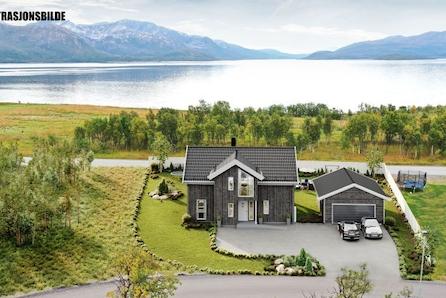 Moderne enebolig i nytt boligområde!