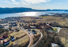 Nærhet både til fjord og sentrum