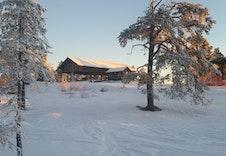 Bilder Kongsberg Toppe Vinter Svein Bjornsen