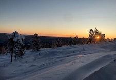 Snøsikkert og vakkert