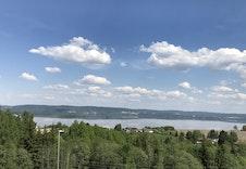 Utsikt mot øst