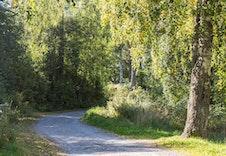 Bor du i Sørumsvingen får du friheten til å velge mellom løpeturer i skogen, idylliske padleturer på Glomma eller en svipptur til operaen i Oslo