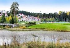 På Neskollen finnes flere aktive idrettslag.