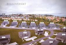 Tomtefeltet (Bildet er en illustrasjon og vil derfor avvike fra virkelig miljø og omgivelser).