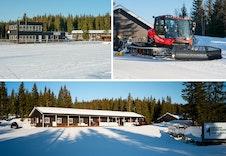 Nordåsen skistadion et flott sted å starte for mange fine skiturer.