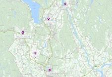 Boligfeltet har kort avstand til Nannestad, Jessheim Råholt og flyplassen (Gardermoen) .