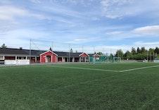 Fotballstadion i Maura