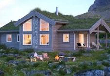 Alternativ illustrasjon hytten Midthø