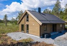 Lekker Storåsen modell bygd for kunde på Norefjell.