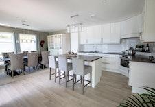 Kjøkken. Dette er bilder av en kundetilpasset Asissi og er tenkt som inspirasjon. foto: J. Mangen