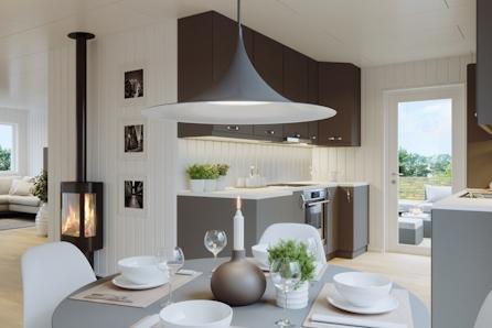 Ny bolig med utleie sentralt på Hamar