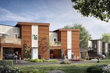 Siste sjanse på fine Klukestien. 2 terrasser, 3 soverom og nydelig beliggenhet.