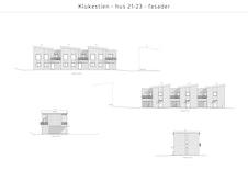 Fasadetegning hus 21-23