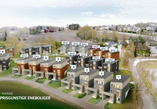 Borstad Park Oversikt Mot Solvang Med Husnummer Og Antall Solgt Januar 2020