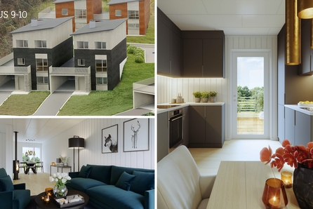 Siste mulighet. Ny bolig til jul?  Ny, sentrumsnær enebolig med oppgraderte materialvalg. Bør sees!