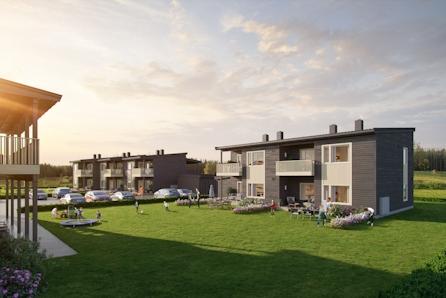 Nytt boligprosjekt i nydelig, barnevennlig og solrikt område ca 12 min. fra sentrum. Selges med Dobbeltboligforsikring!