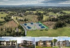 På Slettvoll i Øvre Vang kan du skape ditt drømmehjem i fantastiske omgivelser på nytt boligfelt.