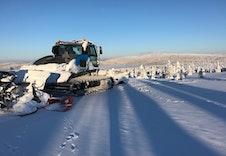 Nordseterfjellet med utsikt til Neveltoppen!