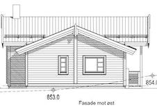 Fasade 2 prosjektert variant