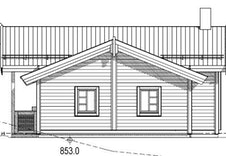 Fasade 4 prosjektert variant