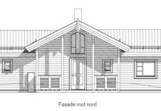 Fasade 3 prosjektert variant