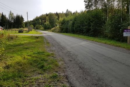 Sør-Odal - Galterud - Byggeklar tomt med landlig beliggenhet.