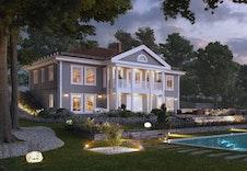 Huset Lindegaard kan passe på denne tomten! Be om tilbud på denne husmodellen.
