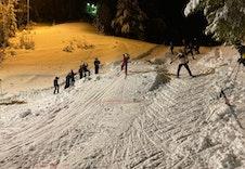 Stort og trivelig miljø innen skiaktiviteter