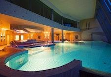 Savalen Fjellhotell ligger 1,8 km unna Hyttegrenda, der finner du alle fasiliteter, bla en ny Spa-avdeling