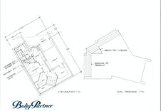 Kjellerplan og terrasseplan  / illustrasjon