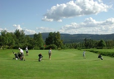 18-hulls golfbane på Skeikampen