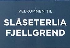 Velkommen til Slåseterlia Fjellgrend!
