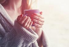 Kaffen smaker ekstra godt i fjellet!