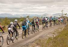 Sykkeltur langs Peer Gynt vegen
