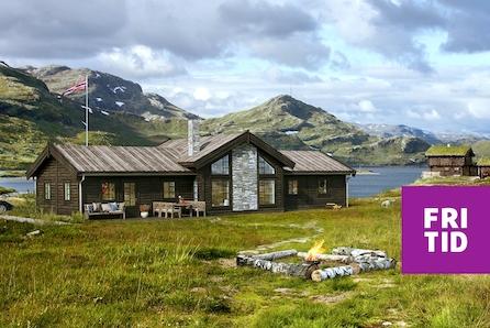 SKEIKAMPEN - Tomt H7-8  (1785m2) Nøkkelferdig hytte med flott utsikt mot Skeikampen! Mange sengeplasser.